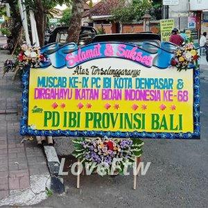 Bunga Papan Denpasar Bali 2