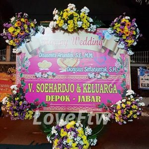 Bunga Papan Yogyakarta 6